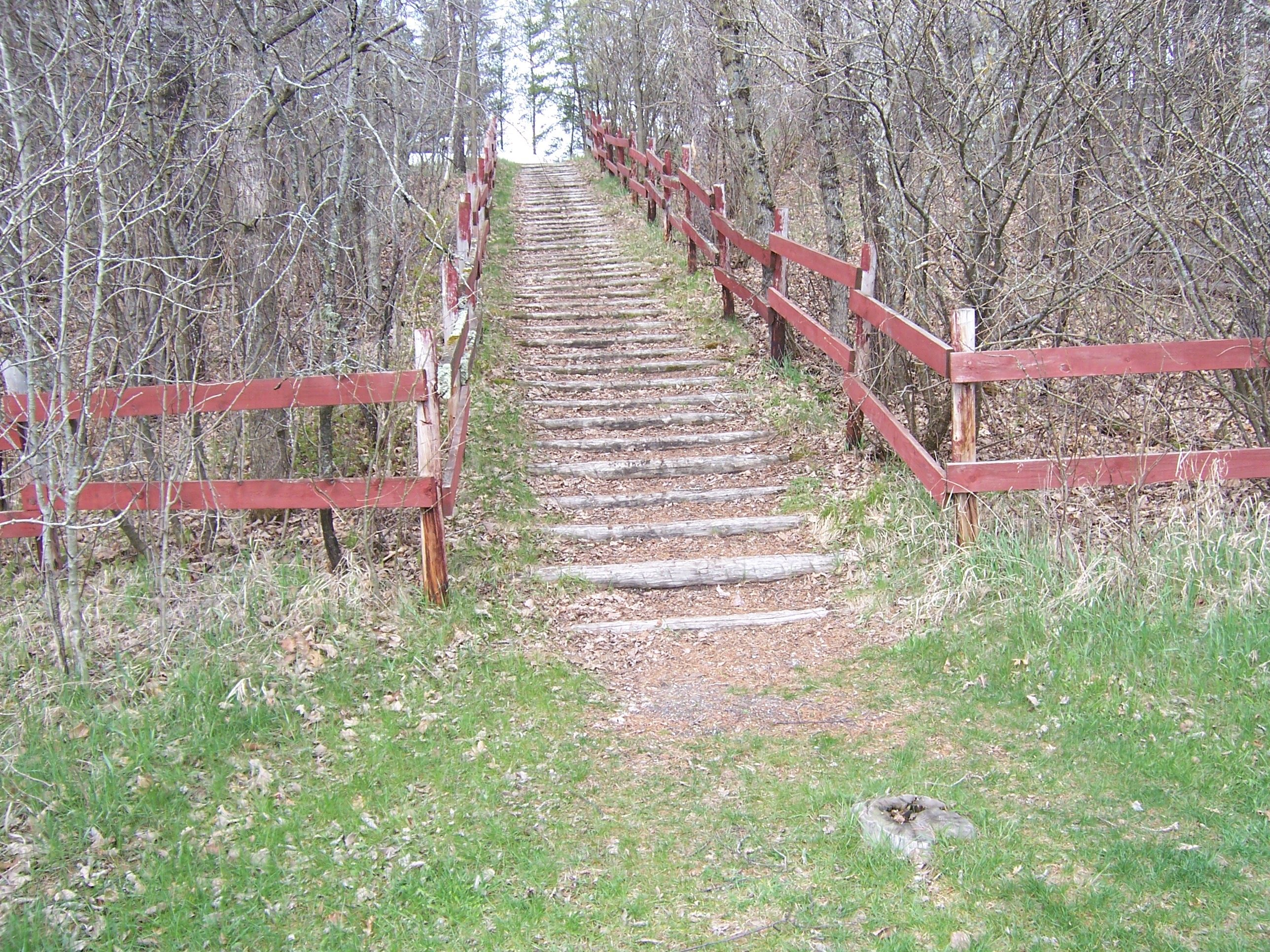 Knob Hill Stairs